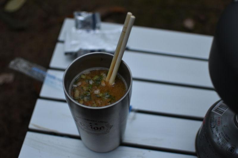 インスタント味噌汁 is God