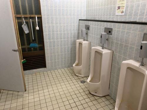 木魂の里のトイレ1