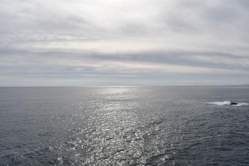 鬼ヶ城から見る太平洋