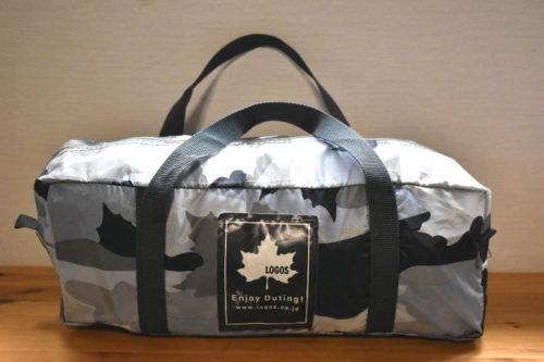 ロゴスソロドームの収納バッグ