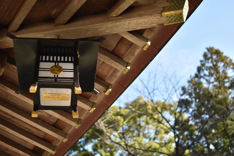 椿大神社の弓道場