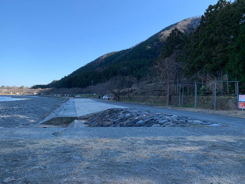 日暮た粕川オートキャンプ場