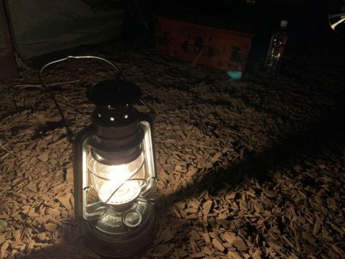 feuerhand_oil-lanternの明るさ