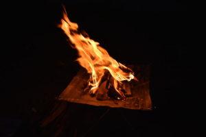 KALILI焚き火台のアイキャッチ