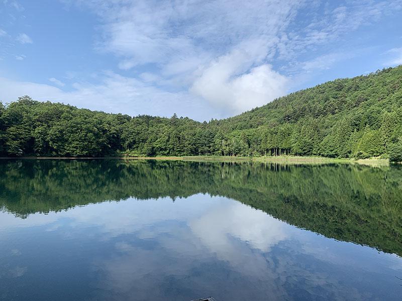 四尾連湖水明荘アイキャッチ
